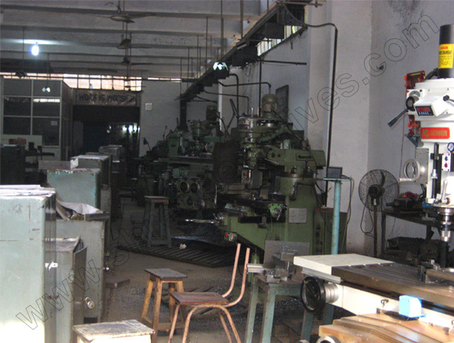 international machine shop
