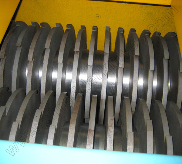 Shredder machine assembly Manufacturer and Exporters